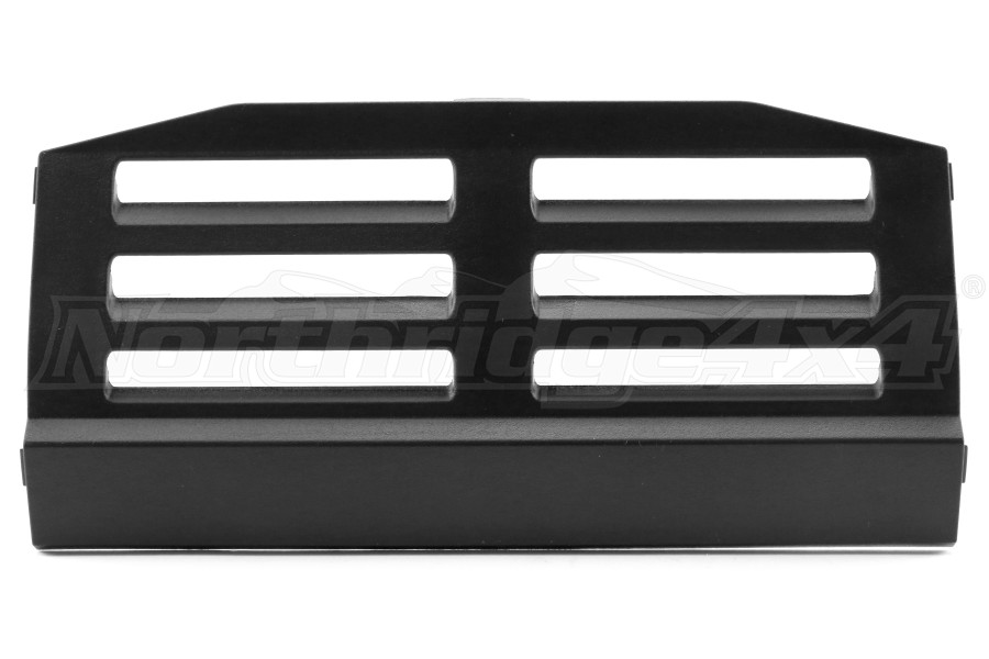 Warn Slotted Winch Rope Cover Black (Part Number:87555)