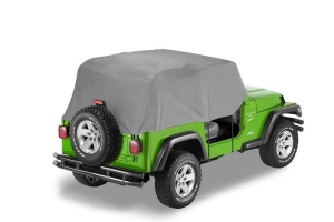 Bestop All-weather Trail Cab Cover  - YJ 1992-95