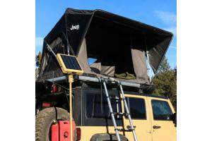 Freespirit Recreation Adventure Series Manual 55in Roof Top Tent, Grey/Black/Grey (Part Number: )