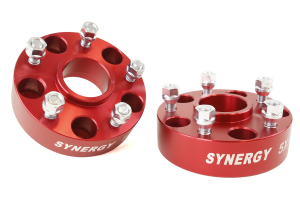 Synergy Manufacturing Hub Centric Wheel Spacer Kit 5x5 1.75in  ( Part Number: 4113-5-50-H)