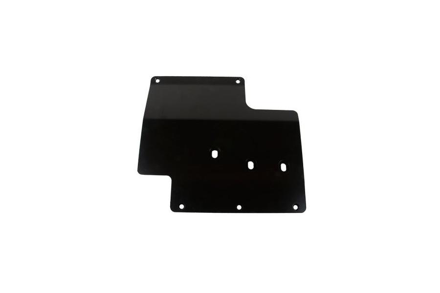 Synergy Manufacturing Standard Skid Plate Transmission Black (Part Number:5710-10-BK)