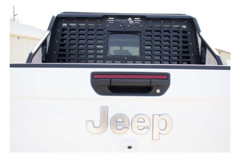 Fishbone Offroad Rack Chase MOLLE Window Panel  - JT