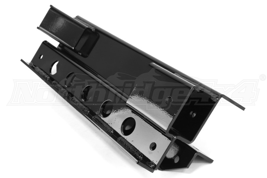 Rock Krawler Driver Side Long Arm Bracket for X Factor Systems (Part Number:RK04049A)