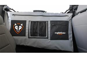 Rightline Gear Side Storage Bag Gray (Part Number: )