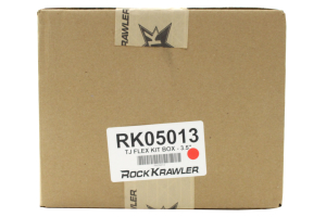 Rock Krawler Flex Kit Box 3.5in (Part Number: )
