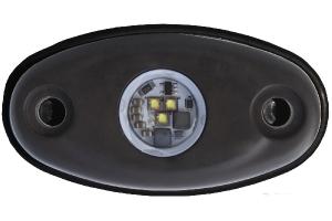 Rigid Industries A-Series Light Tri-Plex High Strength Amber (Part Number: )