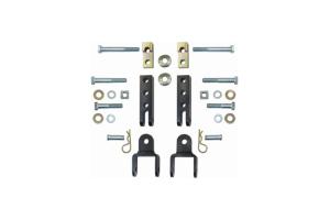 Currie Enterprises Tow Bar Mounting Kit - TJ