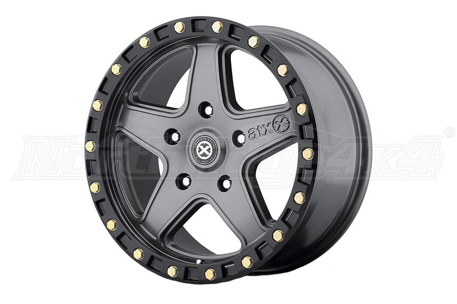 ATX Wheels 194 Ravine Wheel Matte Gray 17x9 5x5 (Part Number:AX19479050412N)