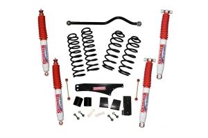 Skyjacker Suspension 3.5in Soft Ride Coil Spring Lift Kit w/ Nitro 8000 Shocks - JK 2Dr