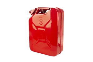 Rugged Ridge Metal Jerry Can, Red  (Part Number: )
