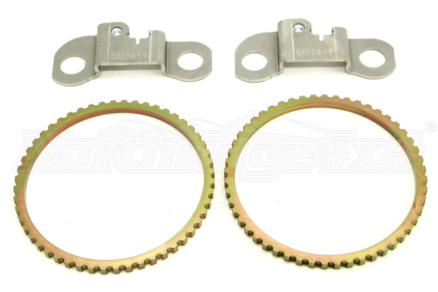 Artec Industries 1 Ton 52 Tooth 14 Bolt Disc Brake ABS Kit (Part Number:BB1430)