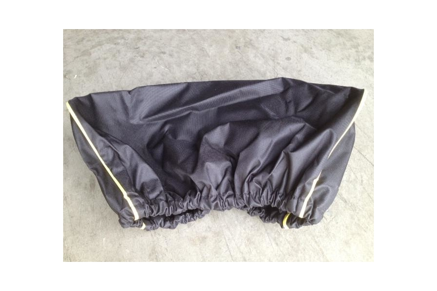 DV8 Offroad Winch Cover for 12K Winch (Part Number:WC12B)