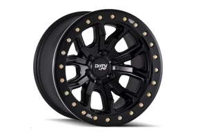Wheel-1 Dirty Life DT1 Series Wheel Matte Black 17x9 5x5 (Part Number: )