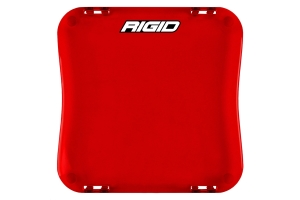 Rigid Industries D-XL Series Cover, Red (Part Number: )