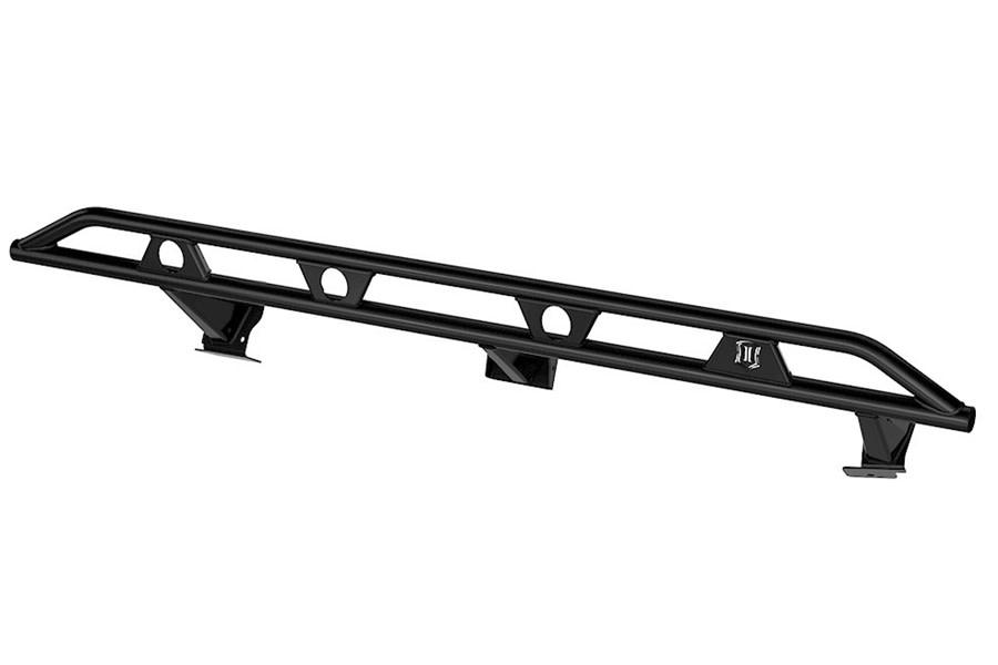 Icon Vehicle Dynamics Pro Series Frame Mount Slider - Passenger Side - JT