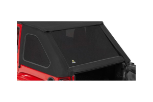 Bestop Trektop NX Soft Top Replacement Tinted Window Kit Black Twill  - JK 4Dr