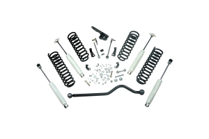 Rugged Ridge 4in Suspension Lift Kit w/Shocks  - JK 4Dr