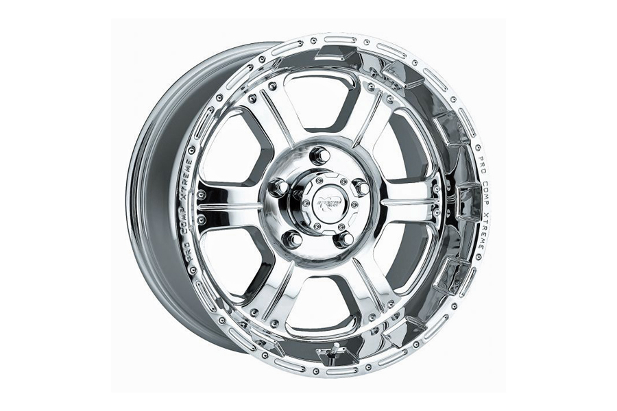 Pro Comp Series 1069 Wheel Polished Alloy 16x8 5x4.5 (Part Number:1089-6865)