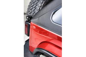 Rigid Industries SRM Tail Light Mount Kit Passenger Side ( Part Number: 40322)