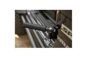 WD Automotive BootBars Black - JK