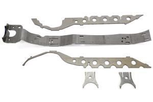 Artec Industries JK 1 TON - SUPERDUTY 05+ Front Dana 60 Swap Kit - w/ Currie Johnny Joints (Part Number: )
