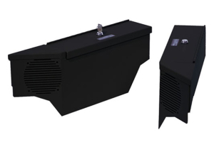 Tuffy Security Speaker & Storage Lockbox Set (Part Number: )