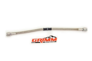 Grimm Offroad Braided Air Hose - 12in