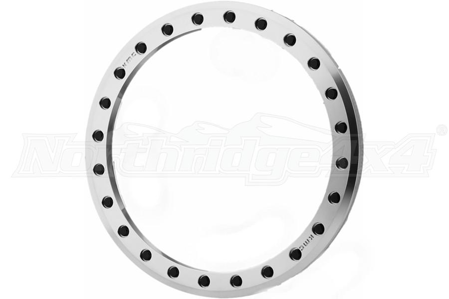 KMC Wheels 17in Replacement Beadlock Wheel Ring - Machined