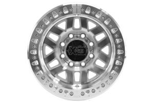 XD Series Wheels XD229 Machete Crawl Beadlock Machined Wheel 17X9 8X6.5