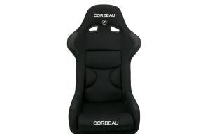 Corbeau FX1 Wide Black Cloth (Part Number: )