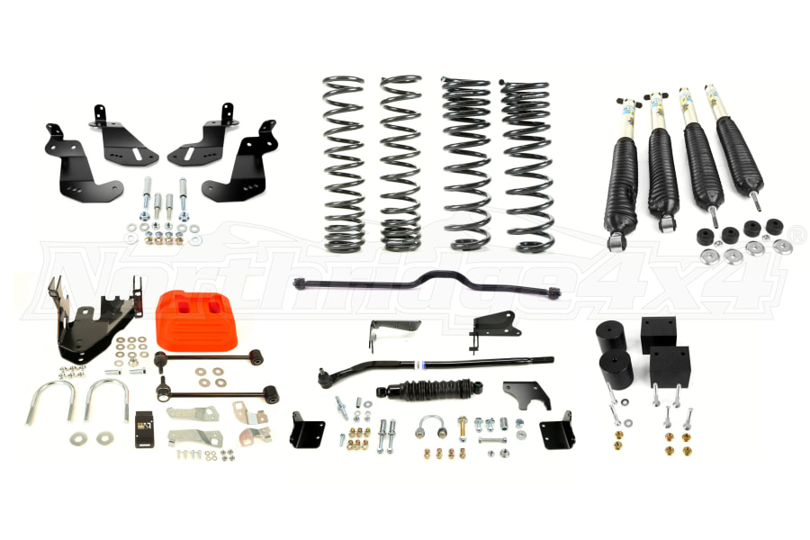 AEV DualSport SC 4.5 Suspension System 4dr (Part Number:N0244100AA)