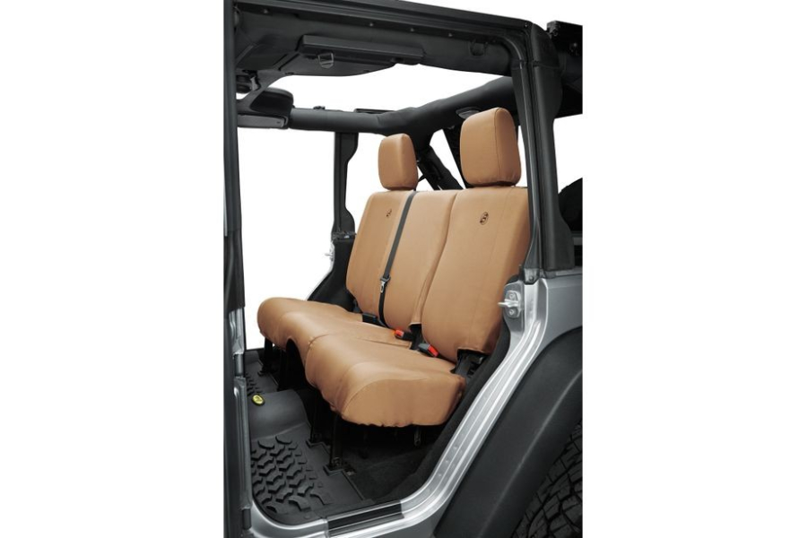 Bestop Rear Seat Cover Tan  (Part Number:29284-04)