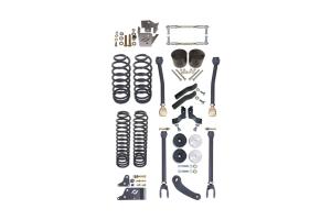 RockJock Standard 4in Off Road Suspension System - JK 4dr