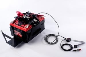 Genesis Offroad Digital Air Pressure Gauge w/6.5ft Cable