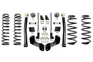 EVO Manufacturing 2.5in Enforcer Overland Lift Kit w/Shock Extensions Stage 2 (Part Number: )