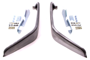Poison Spyder Extra Wide Front Crusher Flares Steel Bare ( Part Number: 17-03-032)