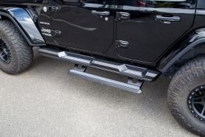 LOD Armor Lite Rock Slider Long Drop Steps - Pair - JT/JL/JK