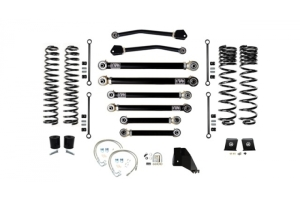 EVO Manufacturing 6.5in Enforcer Stage 4 Lift Kit - JT