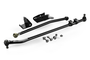 Teraflex JK Drag Link Flip Kit w/ Front Trackbar Drop Bracket & Frame Brace Kit (Part Number: )
