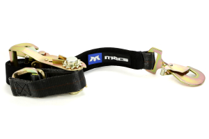 Mac's Super Pack with Black 2in. x 8ft. Direct Hook Combination Axle Straps (Part Number: )