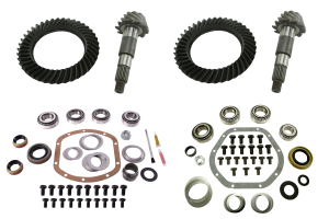 Ten Factory by Motive Gear Dana 30/44 Gear Package and Master Overhaul Kit  - JK