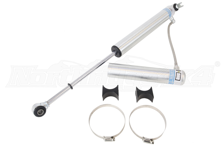 Bilstein 5160 Series External Reservoir Shock Rear 4in Lift  - JK
