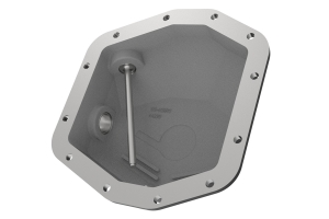 aFe Power Pro Series Rear Differential Cover w/ Gear Oil - Black  - Ford Bronco