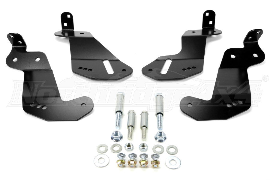 AEV Geometry Correction Front Control Arm Drop Brackets (Part Number:NTH20410AD)