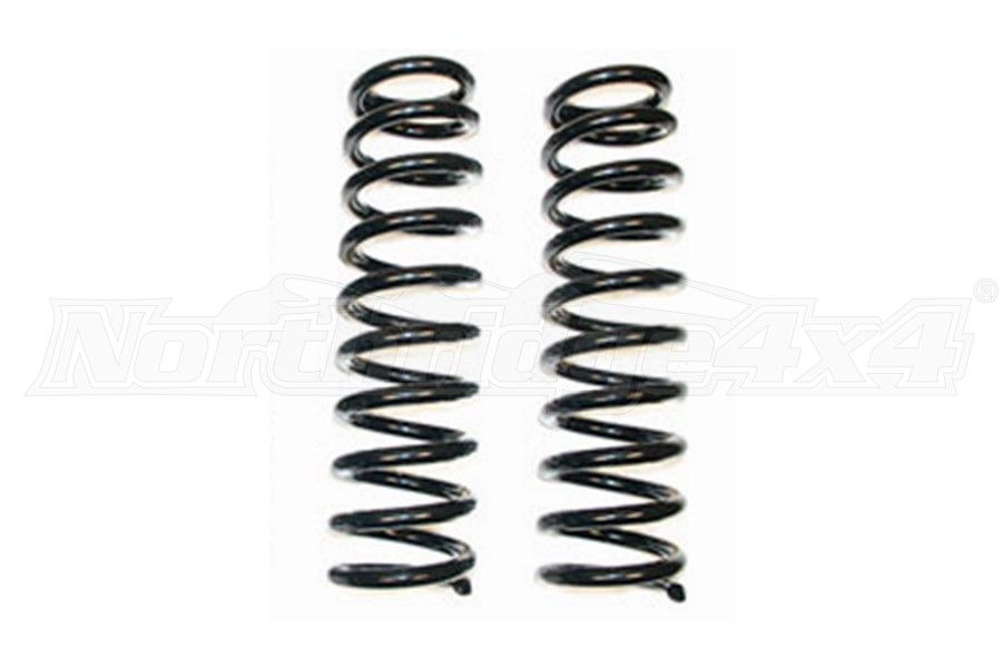 BDS Suspension 6.5in Rear Coil Springs, Pair (Part Number:034659)
