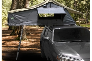 Overland Vehicle Systems Nomadic 2 Extended Roof Top Tent - Gray/Green