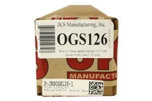 JKS Adjustable Track Bar Front - TJ/LJ