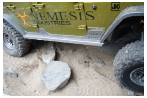 Nemesis Industries Billy Rocker Kit, Bare (Part Number: )