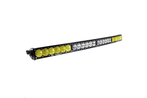Baja Designs OnX6 40in Arced Dual Control Amber/White LED Light Bar