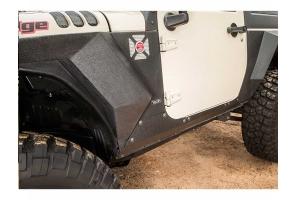 Rugged Ridge Steel Body Armor Cladding - JK 2DR